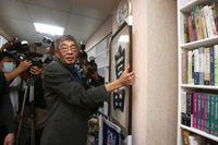 Hongkong-förläggaren Lam Wing-Kee har öppnat en ny bokhandel i Taiwan.