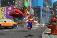 Super Mario Odyssey redan en jättehit för Nintendo