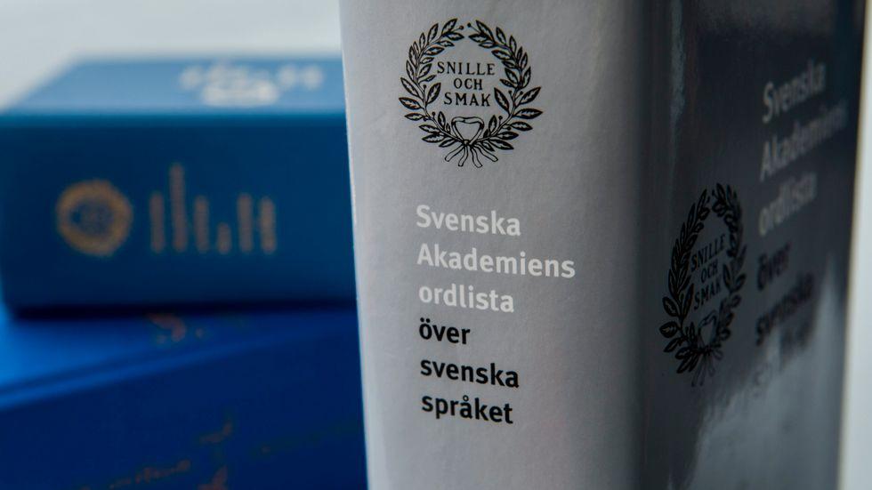 Svenska Akademiens ordlista, SAOL, har kommit i fjorton upplagor sedan 1874.