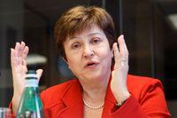 IMF-chefen Kristalina Georgieva har av utredare pekats ut för påtryckningar för Kinas räkning när hon var chef på Världsbanken. Arkivbild.