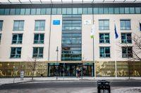 Europeiskt centrum för förebyggande och kontroll av sjukdomar i Solna.