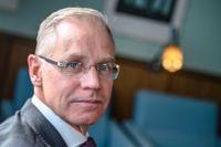 SAS vd Rickard Gustafson summerar 2020 som ett förlorat år lönsamhetsmässigt. Arkivbild.
