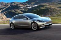 Teslas nya Model 3 ska rikta sig mot den breda massan.