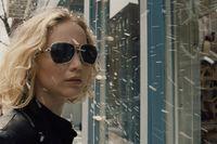Jennifer Lawrence som Joy, uppfinnare av en unik städprodukt.