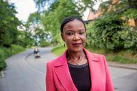 Susan Mboya, ordförande för The Coca-Cola Africa Foundations.