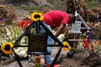 Mexiko har nu den femte högsta dödssiffran i covid-19 i världen.