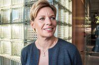 Annica Ånäs, vd för Atrium Ljungberg