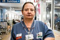 Clara Strömberg är akutläkare på Södersjukhuset.