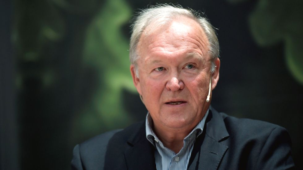 Swedbank styrelseordförande Göran Persson. Arkivbild.