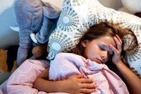 Barnen i fallstudien uppvisade trötthet, andningsbesvär och hjärtklappning eller bröstsmärtor mer än två månader efter att de fått covid-19.