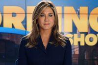"""I """"The morning show"""" får Jennifer Aniston slutligen växa förbi Rachel Green."""