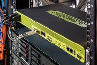 TV-server från Edgeware som installeras långt ut i näten, exempelvis i telestationer. Ju närmare kunden desto bättre streaming, hävdar bolaget.