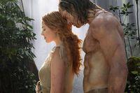 Margot Robbie spelar Tarzans fru Jane.
