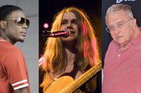 Masicka, Juana Molina och Randy Newman.