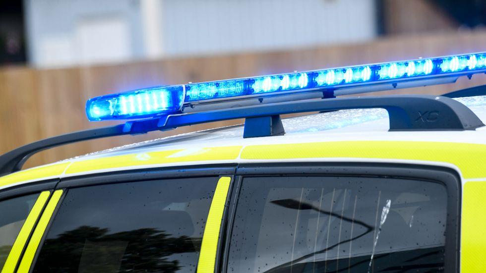 En man åtalas efter vansinneskörningen i Märsta. Arkivbild.