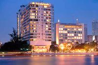 The Oriental Hotel, Bangkok, Thailand.
