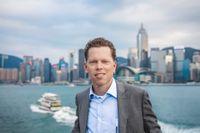 Kristian Odebjer menar att Hongkong fortsätter vara betydelsefullt som internationellt finanscentrum.