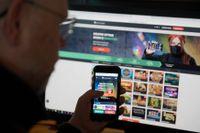 Sedan den 2 juli gäller en insättningsgräns för spel på nätkasino. Arkivbild.