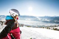 Alpernas huvudstad Innsbruck har nio olika skidsystem. Här finns skidåkning som passar alla.