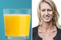 Juice – sockerbomb eller nyttig vitamincocktail?