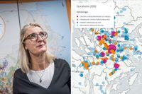 Ulrika Palm, projektledare för framtidsplanen.