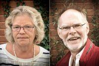 Margareta Karlsson och Tomas Rosenlundh.