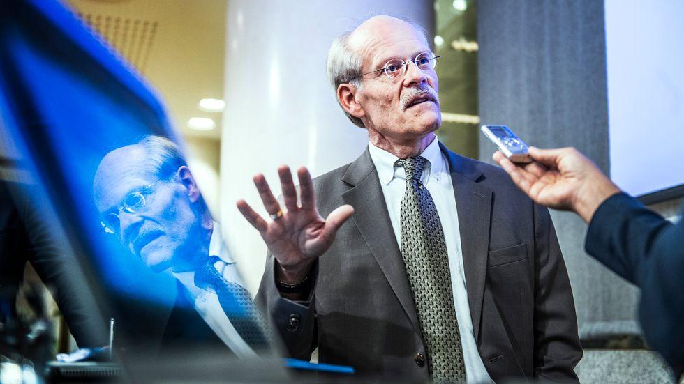 Riksbankschefen Stefan Ingves har skapat irritation med sin räntepolitik.