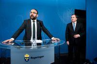 Mehmet Kaplan avgick som bostadsminister på tisdagen.