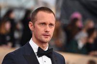 """Alexander Skarsgård har en roll i krigsdramat """"The kill team"""". Arkivbild."""