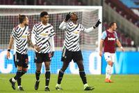 Manchester United tog en klar seger borta mot West Ham, 3–1.