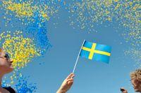 """53 procent av invandrarna från utomeuropeiska länder är """"mycket stolta"""" över att vara svenska, visar undersökningen."""