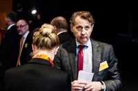 Anders Sundström, ordförande i Swedbank och KF samt avgående ordförande i Folksam.