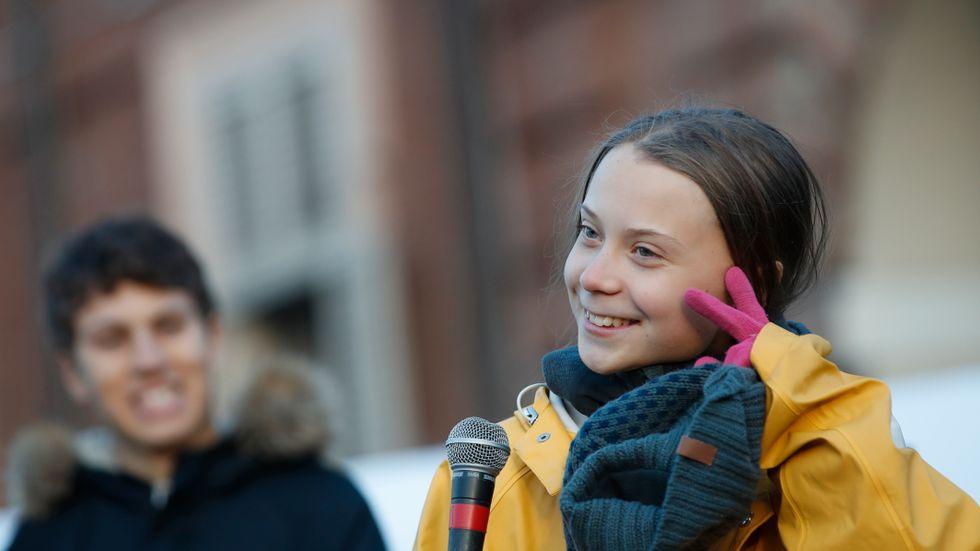 """Greta Thunberg är gästredaktör för BBC Radio 4:s flaggskepp """"Today""""."""