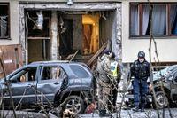 Explosionen inträffade på Gyllenstiernsgatan på Östermalm natten till måndagen.