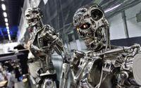 Robotar från filmen Terminator