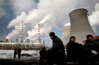 Kolkraftverk i Changchun i nordöstra Kina. Kina svarar idag för över en fjärdedel av de globala växthusgasutsläppen, och orsaken är i första hand landets satsning på kolkraft.