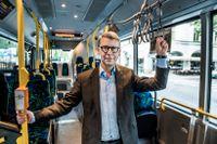 Kristoffer Tamsons, trafiklandstingsdirektör i Stockholm.