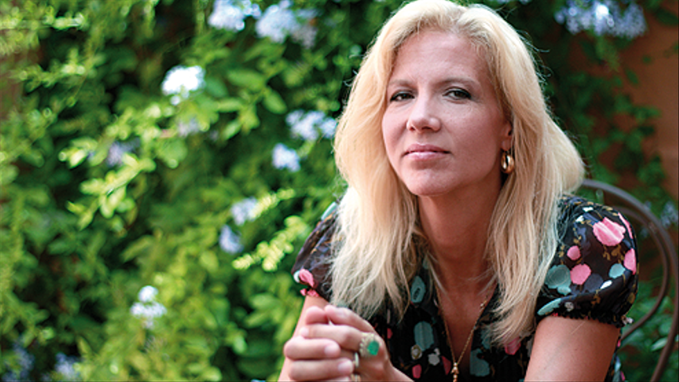 Liza Marklund har skrivit om Annika Bengtzon i tio år.