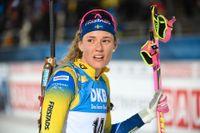OS- och VM-guldmedaljören Hanna Öberg, som vann Bragdguldet och Jerringpriset 2018, slutar på nionde plats i årets Jerringprisomröstning.