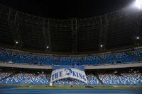 Numera spelar Napoli sina matcher på Stadio Diego Armando Maradona.