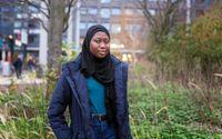 """""""Det är bara att fortsätta leta jobb, säger Aisha Mohammed."""