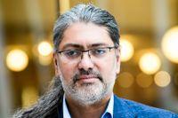 Virusforskaren Ali Mirazimi.