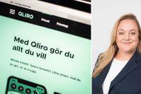 Konsumentverket inleder en granskning av Qliros marknadsföring. Carolina Brandtman, VD på Qliro.