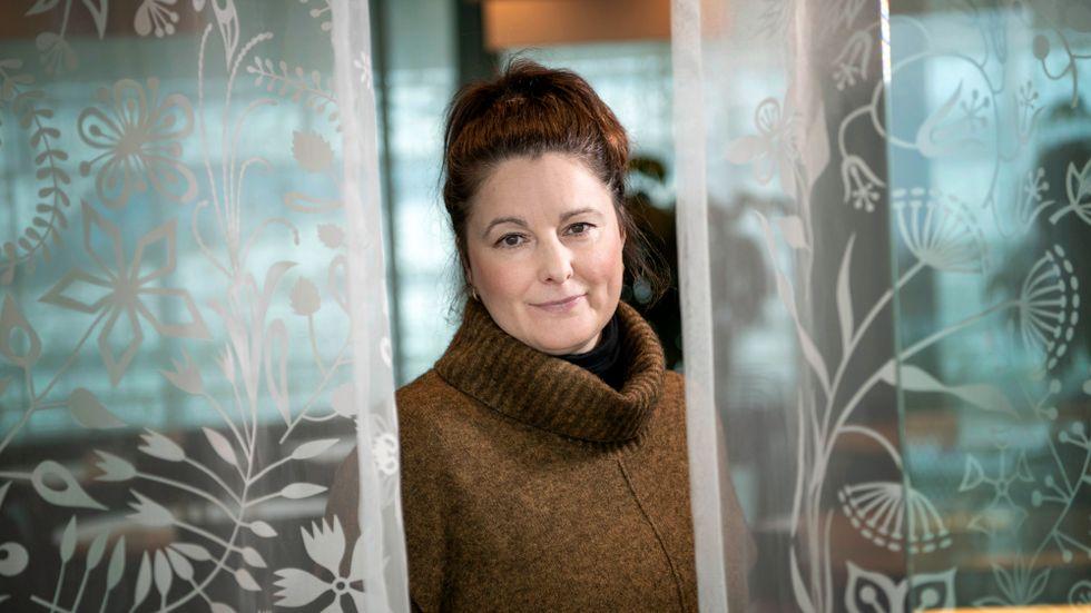 """""""Minst hälften av alla barn med adhd har problem med trots"""", säger Karin Brocki."""