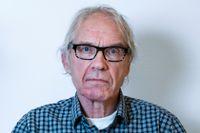 Konstnären Lars Vilks har avlidit. Arkivbild.