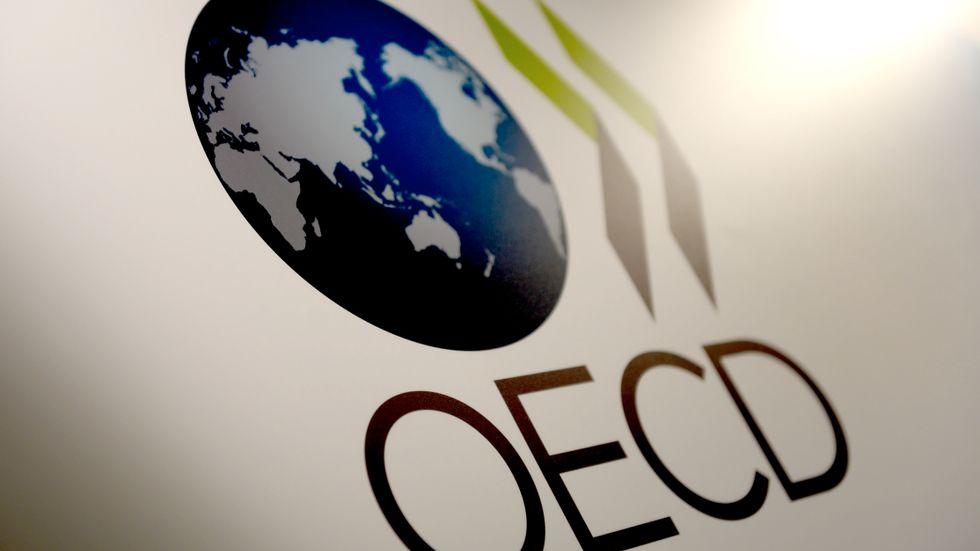 OECD ser en gradvis återhämtning för svensk ekonomi med 3,3 procent tillväxt såväl 2021 som 2022. Arkivbild.