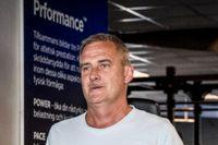 """""""Jag ångrar ingenting men det är klart att jag hade mått bättre av att vara mindre skadad"""", säger Joakim Brinkenberg."""