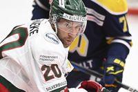 Frölundas Joel Lundqvist stängs av fem matcher. Arkivbild.