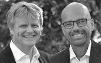 Niklas Lång och Kjell Lindström