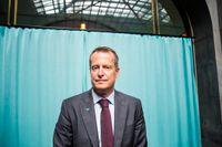 Anders Ygeman (S), energi- och digitaliseringsminister. Arkivbild.